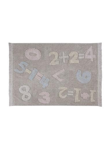 Lorena Canals Baby Numbers, Halı,120 x 160 Renkli